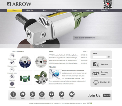 Arrow Industry International co.,ltd