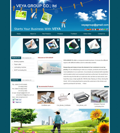 VEYA GROUP CO., ltd